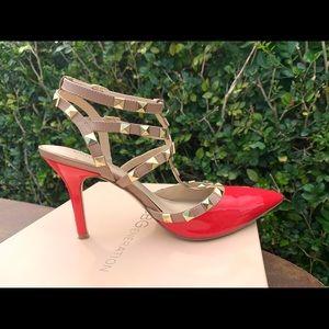 BCBG Passion/Adobe heels 👠